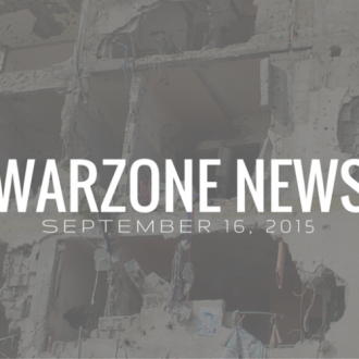 Warzone News September 16, 2015