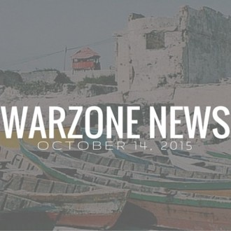 Warzone News October 14, 2015