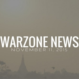 Warzone News November 11, 2015