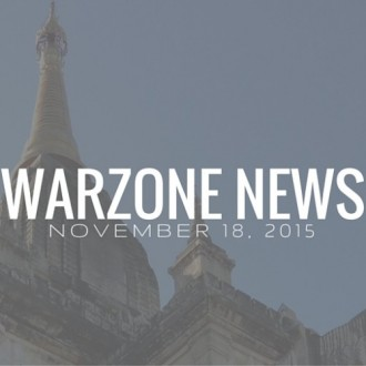 Warzone News November 18, 2015
