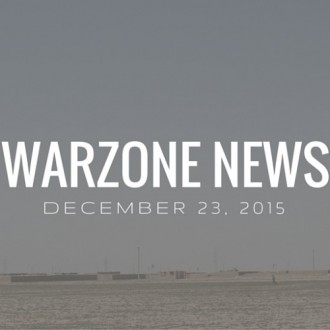 Warzone News December 23, 2015