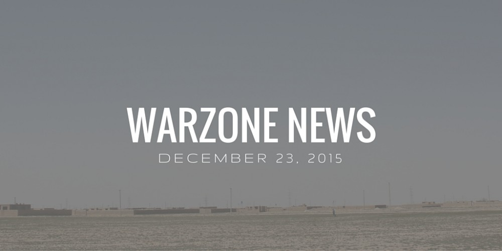 Copy of warzone news