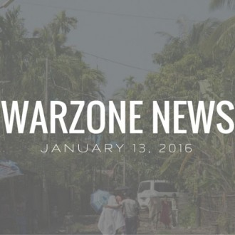 Warzone News January 13, 2016