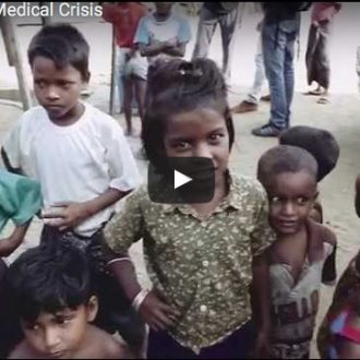 The Rohingya Medical Crisis Video