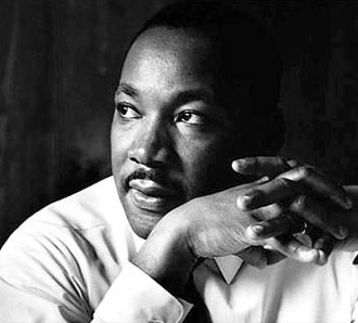 What is it about MLK?
