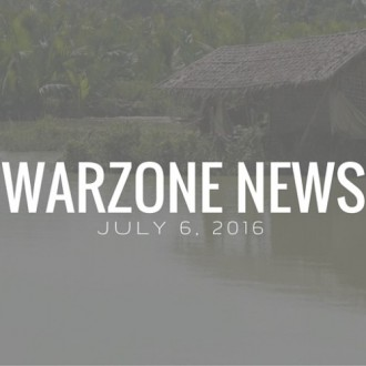 Warzone News: July 6, 2016