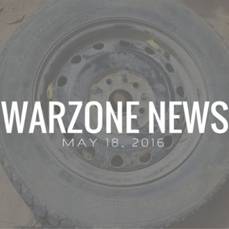 Warzone News: May 18, 2016