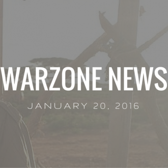 Warzone News January 20, 2016