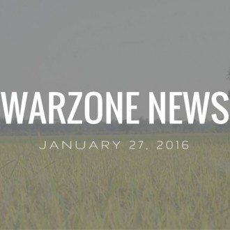 Warzone News January 27, 2016