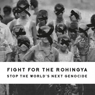 Fight for the Rohingya