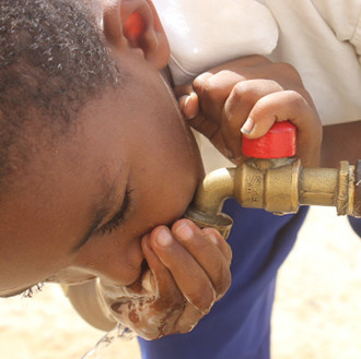 How do waterborne diseases effect children?