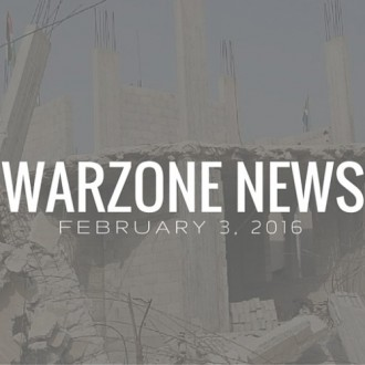 Warzone News February 3, 2016