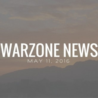 Warzone News: May 11, 2016