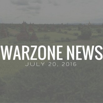 Warzone News: July 20, 2016