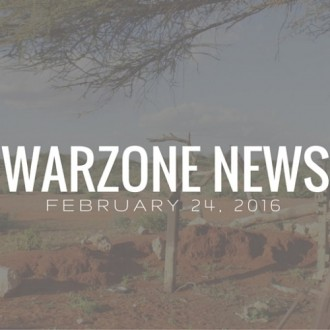 Warzone News February 24, 2016